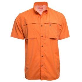 Coleman Men's Short Sleeve Adventure Stretch Shirt