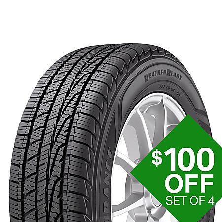 Goodyear Assurance WeatherReady - 195/55R16 87H Tire