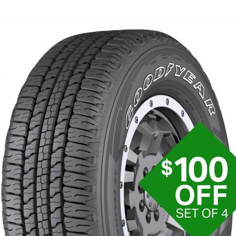 Goodyear Wrangler Fortitude HT - 255/70R17 112T Tire