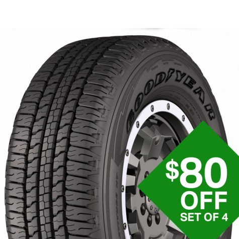 Goodyear Wrangler Fortitude HT - 285/45R22/XL 114H Tire