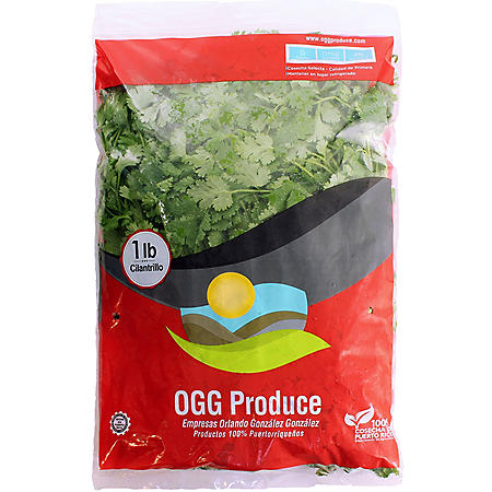 OGG Produce Cilantrillo Bag (1 lb.)