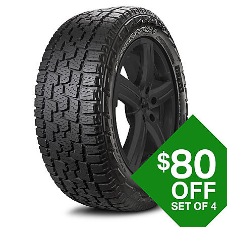 Pirelli Scorpion All Terrain Plus - LT275/70R18/E 125S Tire