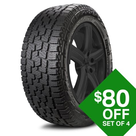 Pirelli Scorpion All-Terrain Plus - 275/65R18 AT+ 116T Tire