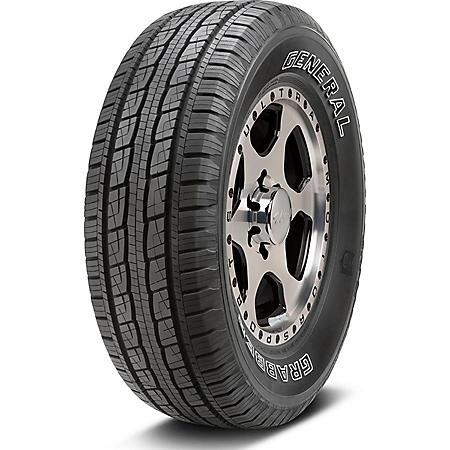 General Grabber HTS60 - LT245/75R17 121/118S Tire