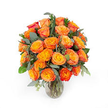 Rose Bouquet, Yellow/Red Bicolor (Various stem counts)