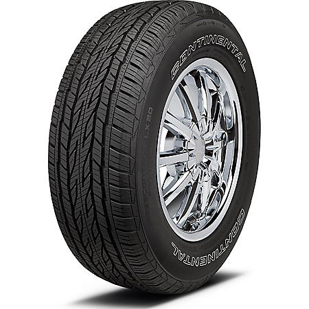 Continental CrossContact LX20 - 275/55R20 111S Tire