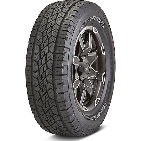 Continental TerrainContact A/T - 255/70R18 113T Tire