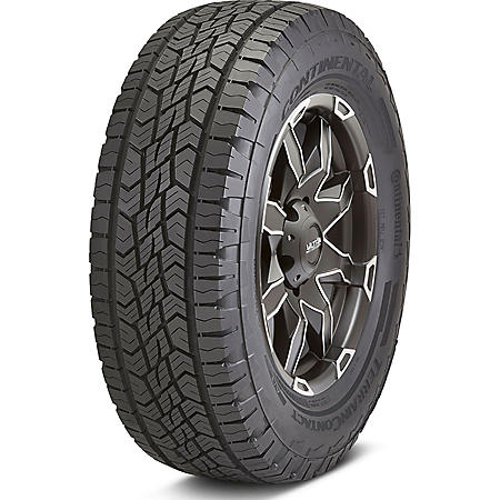 Continental TerrainContact A/T - LT275/65R20 126/123S Tire