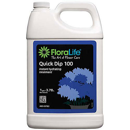 Quick Dip 100 Instant Hydrating Treatment , 1 Gallon (Choose 1 or 6 pk.)