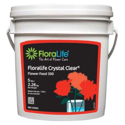Crystal Clear 300, Powder - 5 lb. pail (Choose 1 or 6 pk.)