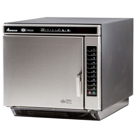 Amana ACE19V Commercial Jetwave High-Speed Cooking Ventless Countertop Oven