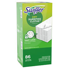 Swiffer Sweeper Dry Pad Refills, Choose Your Scent (86 ct.)