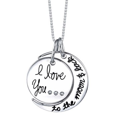 Necklaces pendants sams club silver necklaces pendants mozeypictures Image collections