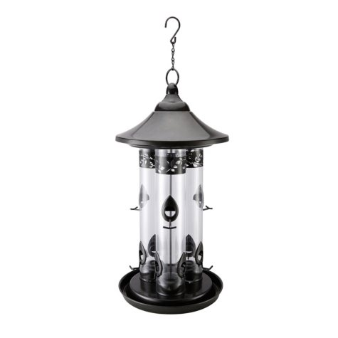 Member's Mark Triple Tube Bird Feeder (Assorted Colors)