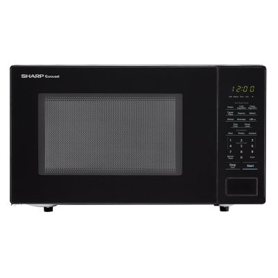 Carousel Countertop Microwave Oven, 1000W (Assorted Colors)