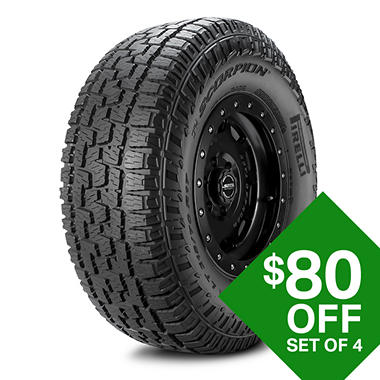 Pirelli Scorpion All Terrain Plus - 245/70R16X 111T Tire
