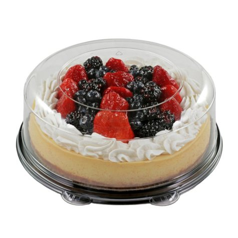 Member's Mark Fresh Mixed Berry Cheesecake (9 in., 75 oz.)