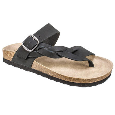 Mountain Sole Women's Hollie Footbed Sandal
