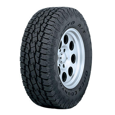 Toyo Open Country A/T II 31X10.50R15/C 109S Tire