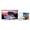 Samsung UN55MU6490FXZA 55-inch Curved 4K TV + Xbox One S Forza Horizon 3 Deals