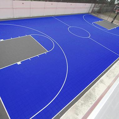 Full Court Diy Backyard Basketball System Sam S Club