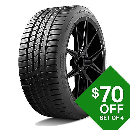 Michelin Pilot Sport A/S 3 - 315/35R20/XL 110V Tire