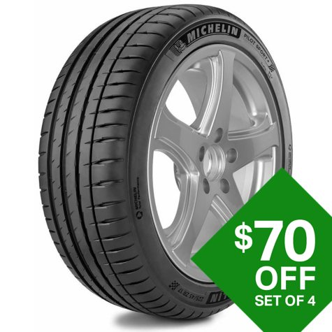 Michelin Pilot Sport 4 - 325/30ZR21/XL 108Y Tire