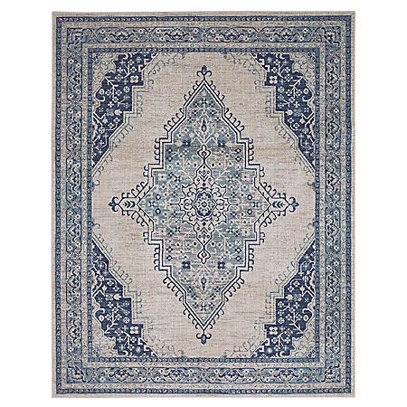 Karastan Charleston Collection 8 x 10 Area Rug (Assorted Colors)