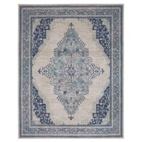 Karastan Charleston Collection 8 x 10 Area Rug (Assorted Colors)