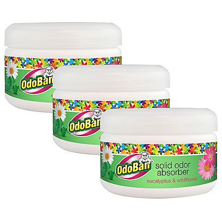 OdoBan Pet Solid Odor Absorber (3 pk.)