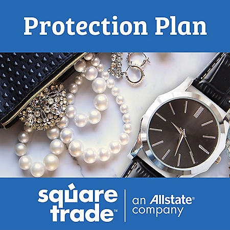SquareTrade 2-Year Jewelry and Watches Protection Plan ($300 - $499)
