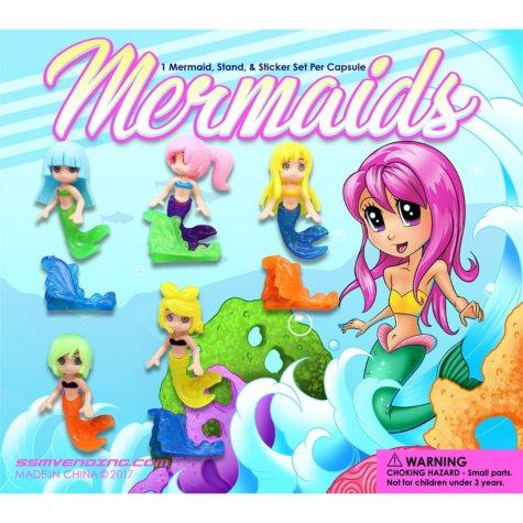 Mermaid Playmates (250 ct.)