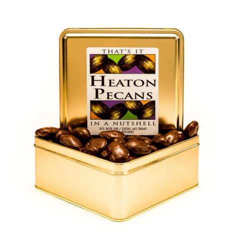 Heaton Pecans, Chocolate-Covered (2.5 lbs.)