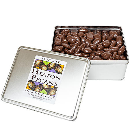 Heaton Pecans, Chocolate-Covered (3.65 lbs.)