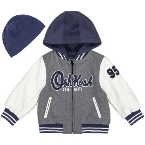 Osh Kosh Boy's Varsity Jacket