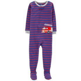 Carter's Boys' 1-Piece Footed Sleeper