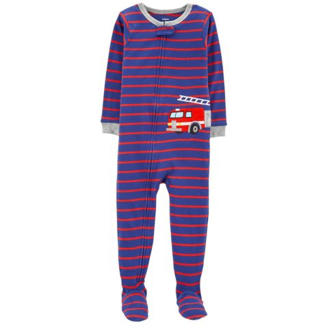 Carter's Boys' 1-Piece Footed Sleeper