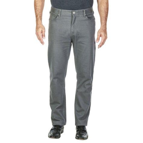 "IRON Clothing ""ROCKY"" Comfort Waistband 5-Pocket Stretch Twill Pant"