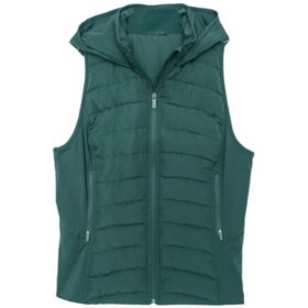 Tangerine Active Down Vest