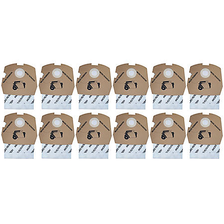 Bissell Commercial Canister Replacement Bags (Choose Your Count)