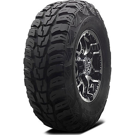 Kumho Road Venture MT (KL71) - 8.50/27R14 95Q Tire