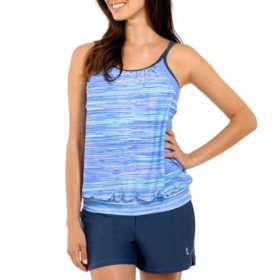 Free Country Women's Tankini and Short