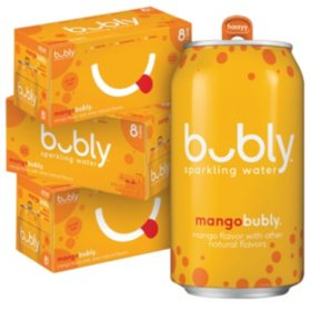 bubly Sparkling Water, Select Flavor (12 oz., 24 pk.)
