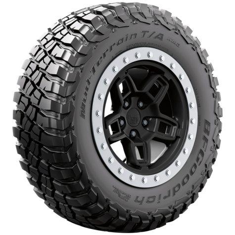 BFGoodrich Mud-Terrain T/A KM3 - LT235/75R15/D 110/107Q Tire