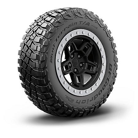 BFGoodrich Mud-Terrain T/A KM3 - LT265/60R18/E 116Q Tire