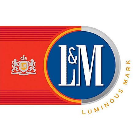 L&M Menthol 100s Box (20 ct., 10 pk.) $0.50 Off Per Pack