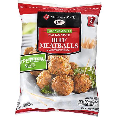 Member's Mark Italian Style Meatballs (5 lbs.)