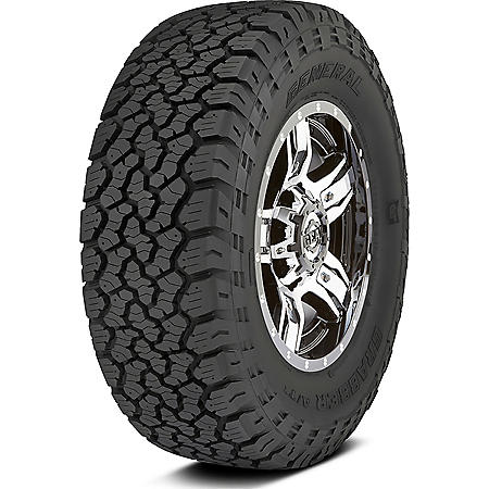 General Grabber A/TX - LT245/70R17 119/116S Tire