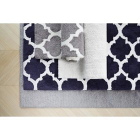 """Heavenly Rug Collection by Christian Siriano 7' 8"""" x 10' 2""""  (Assorted Colors)"""