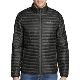 Eddie Bauer Men's Microlight Down Jacket